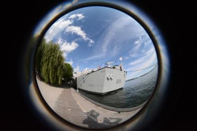 Canadian Naval Vessel